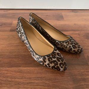 Talbots shoes women's size 8.5 m cheetah print